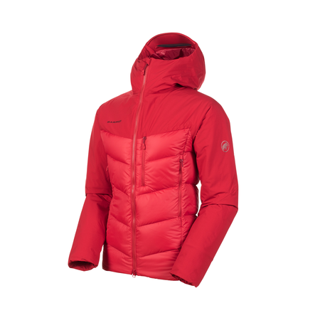 Mammut Daunenjacken - Rime Pro IN Hybrid Hooded Jacket Men