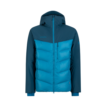 Mammut Vestes en duvet - Rime Pro IN Hybrid Hooded Jacket Men