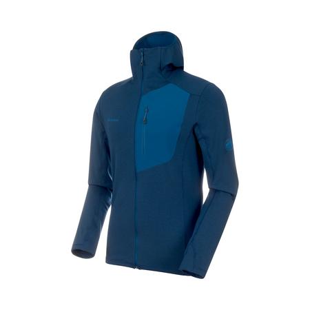 Mammut Clean Production - Aconcagua Light ML Hooded Jacket Men