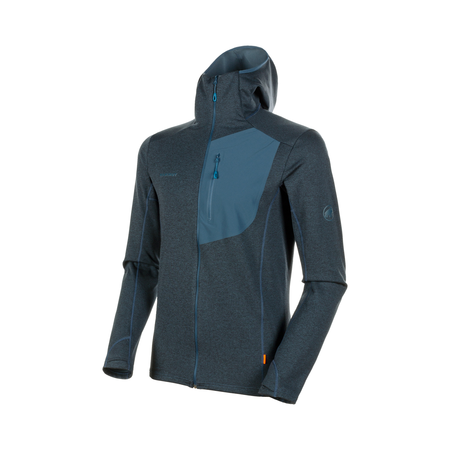 Mammut Midlayer Jackets - Aconcagua Light ML Hooded Jacket Men