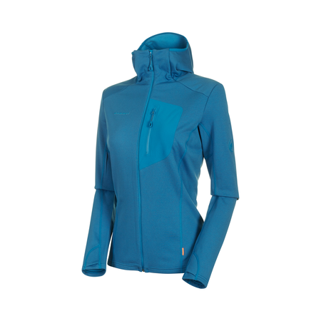 Mammut Couches intermédiaires - Aconcagua Light ML Hooded Jacket Women