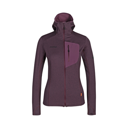 Mammut Midlayer Jackets - Aconcagua Light ML Hooded Jacket Women