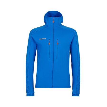 Mammut We Care - Eiswand Advanced ML Hooded Jacket Men