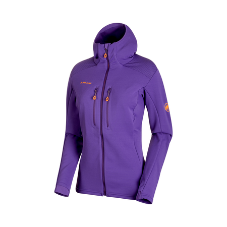 Mammut Clean Production - Eiswand Advanced ML Hooded Jacket Women