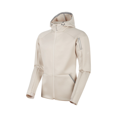 Mammut Midlayer Jackets - Mammut Logo ML Hooded Jacket Men