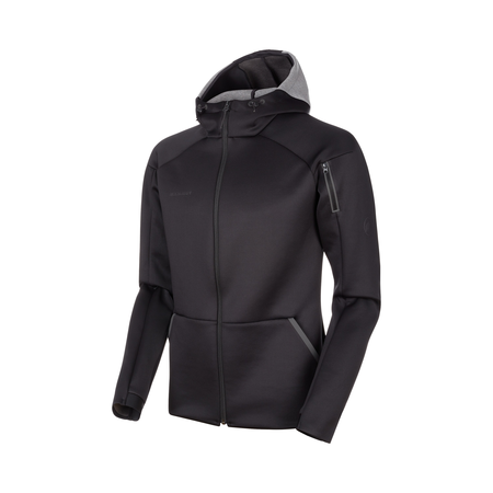 Mammut Midlayer Jacken - Mammut Logo ML Hooded Jacket Men
