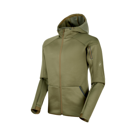 Mammut Couches intermédiaires - Mammut Logo ML Hooded Jacket Men