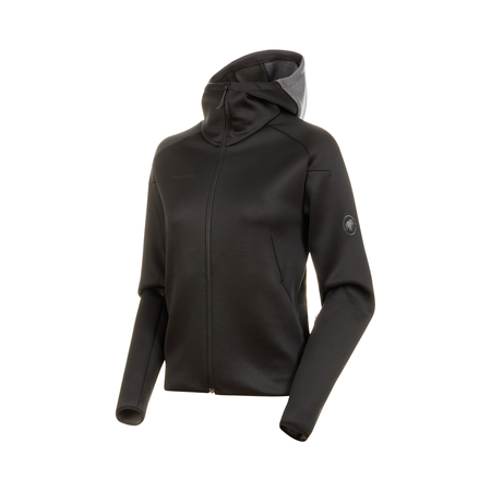 Mammut Midlayer Jackets - Mammut Logo ML Hooded Jacket Women