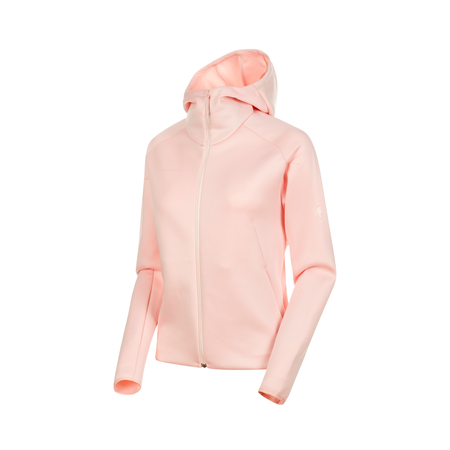 Mammut Couches intermédiaires - Mammut Logo ML Hooded Jacket Women