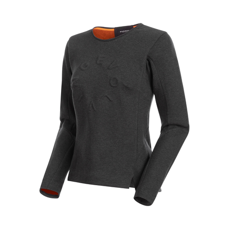 Mammut Sweats & sweats à capuche - Teufelsberg ML Crew Neck Women