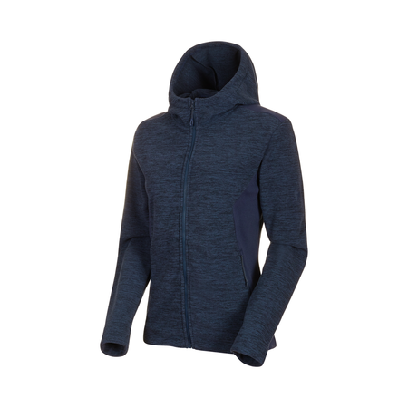 Mammut Couches intermédiaires - Yadkin ML Hooded Jacket Women