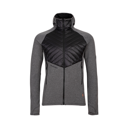 Mammut Couches intermédiaires - Aconcagua Light Hybrid ML Hooded Jacket Men