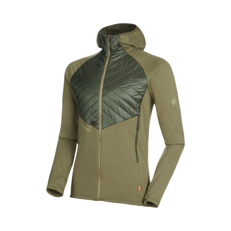 Mammut Clean Production - Aconcagua Light Hybrid ML Hooded Jacket Men