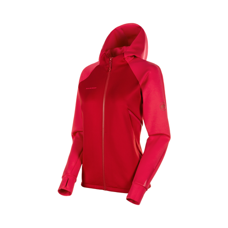 Mammut Midlayer Jacken - Avers ML Hooded Jacket Women