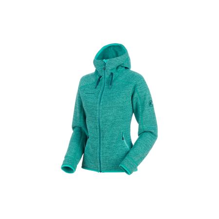 Mammut Couches intermédiaires - Arctic ML Hooded Jacket Women
