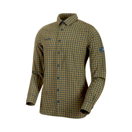 Mammut Clean Production - Lenni Longsleeve Shirt Men