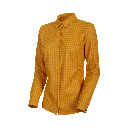 Mammut Clean Production - Winter Longsleeve Shirt Women