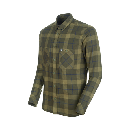 Mammut Chemises à manches longues - Alvra Longsleeve Shirt Men