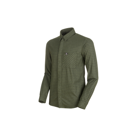 Mammut Clean Production - Winter Longsleeve Shirt Men
