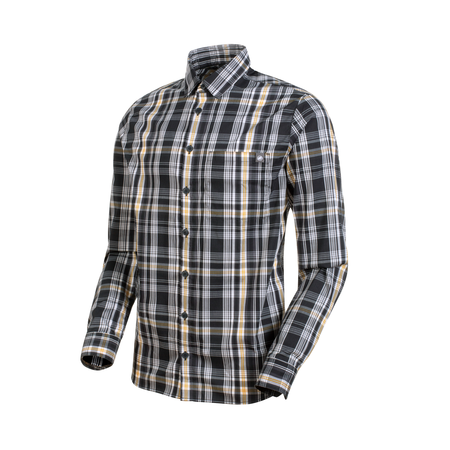 Mammut Langarmhemden - Hiking Longsleeve Shirt Men