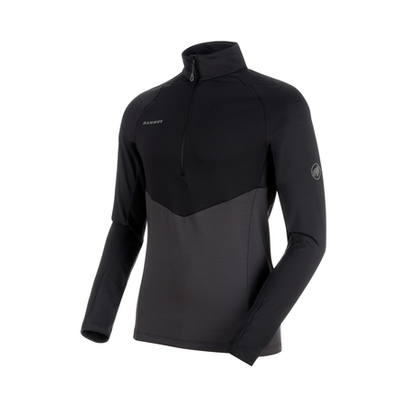 Mammut Clean Production - Aenergy Light Half Zip Longsleeve Men