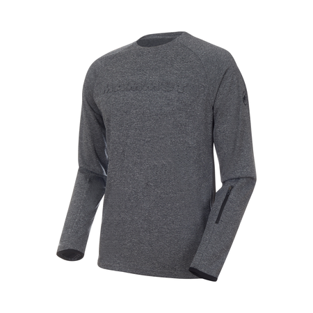 Mammut T-shirts manches longues - Crashiano Longsleeve Men