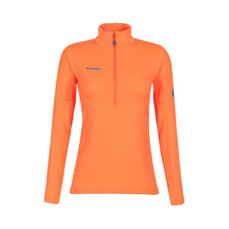 Mammut We Care - Moench Advanced Half Zip Longsleeve Women