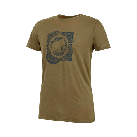 Mammut T-Shirts - Alnasca T-Shirt Men
