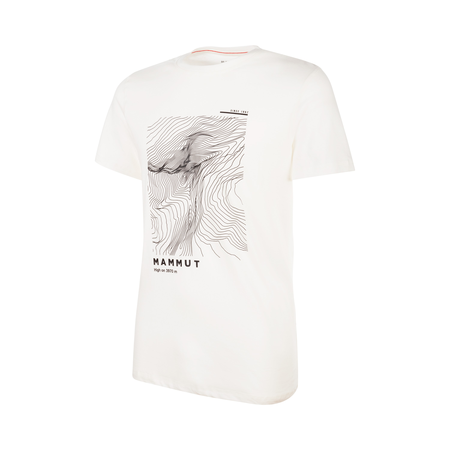 Mammut T-Shirts - Massone T-Shirt Men