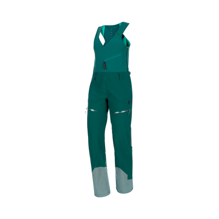 Mammut Ski & Snowboard Pants - Alvier HS Soft Bib Pants Women