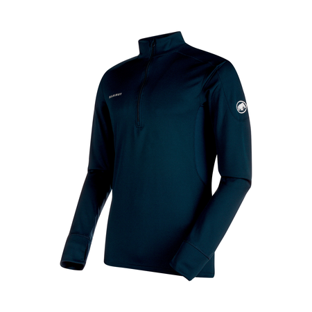 Mammut T-shirts manches longues - Go Warm Zip Longsleeve Men