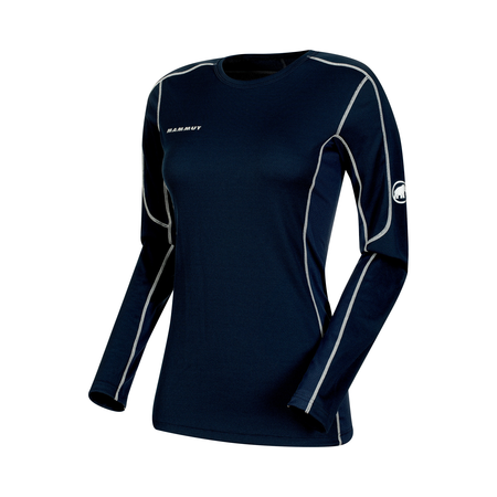 Mammut T-shirts manches longues - Go Warm Longsleeve Women