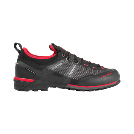 Mammut Approach Shoes - Alnasca Knit Low Men