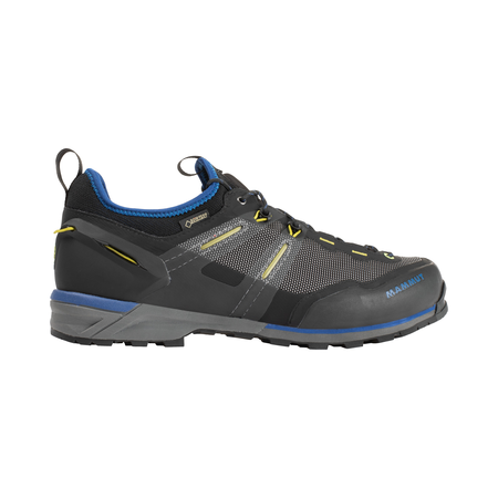 Mammut Approach Shoes - Alnasca Knit Low GTX® Men