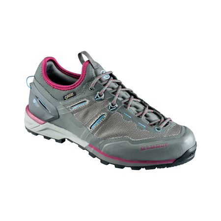 Mammut Approach Shoes - Alnasca Knit Low GTX® Women