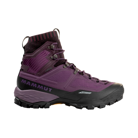 Mammut Hiking Shoes - Ducan Knit High GTX® Women