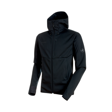 Mammut Softshell Jackets - Ultimate V SO Hooded Jacket Men