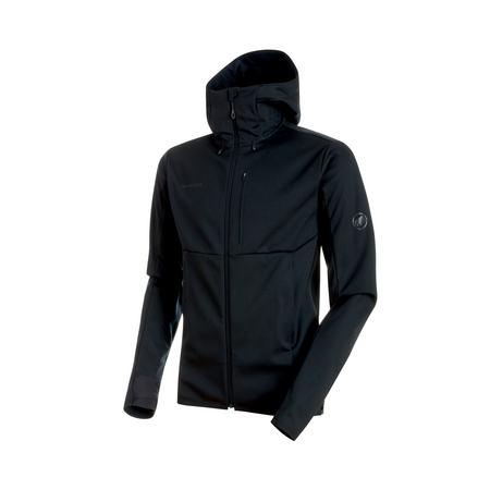 Mammut Softshell-Jacken - Ultimate V SO Hooded Jacket Men