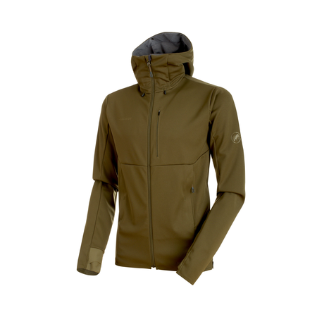 Mammut Softshell-Jacken - Ultimate V SO Hooded Jacket Men