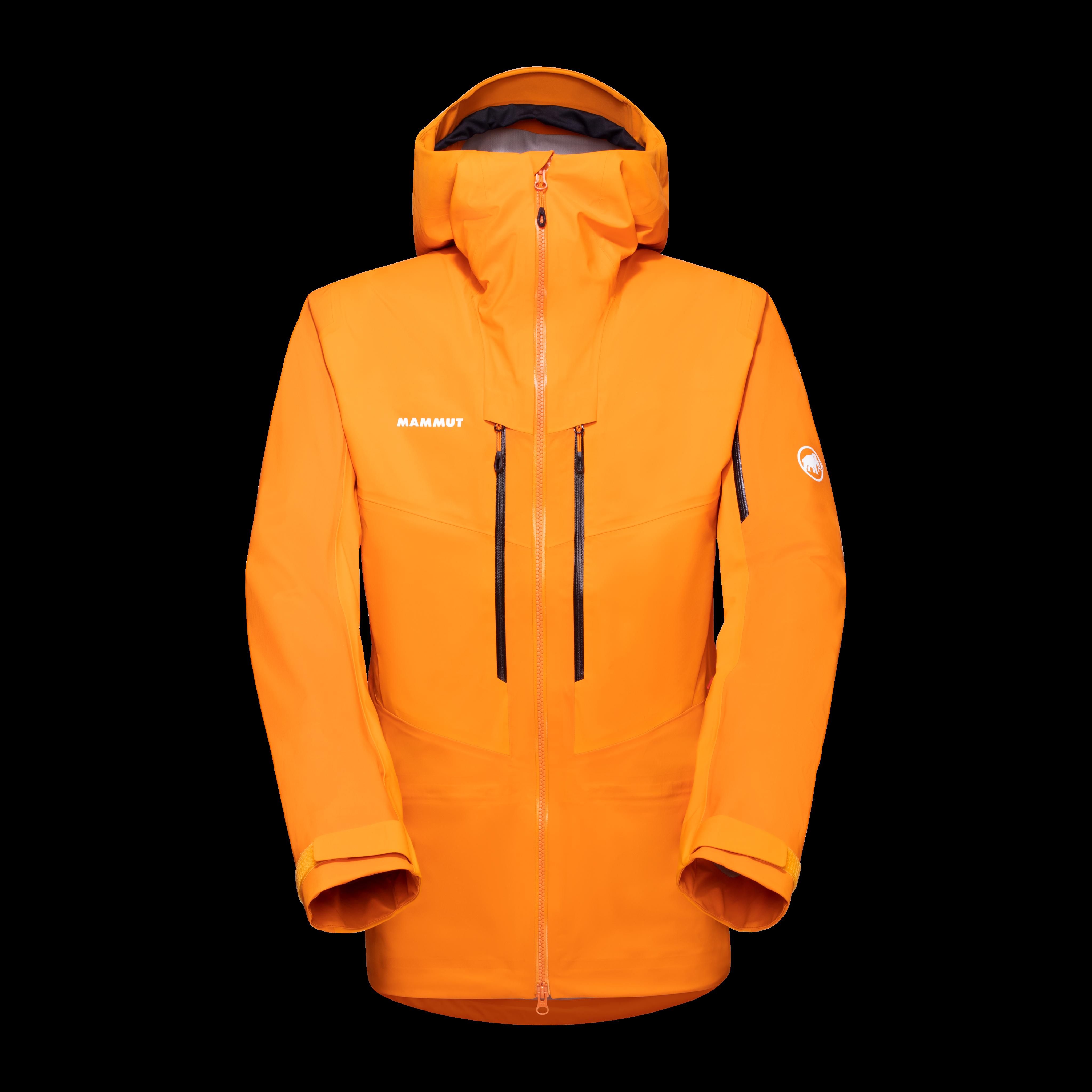 Haldigrat HS Hooded Jacket Men - dark cheddar-dark radiant, XXL thumbnail