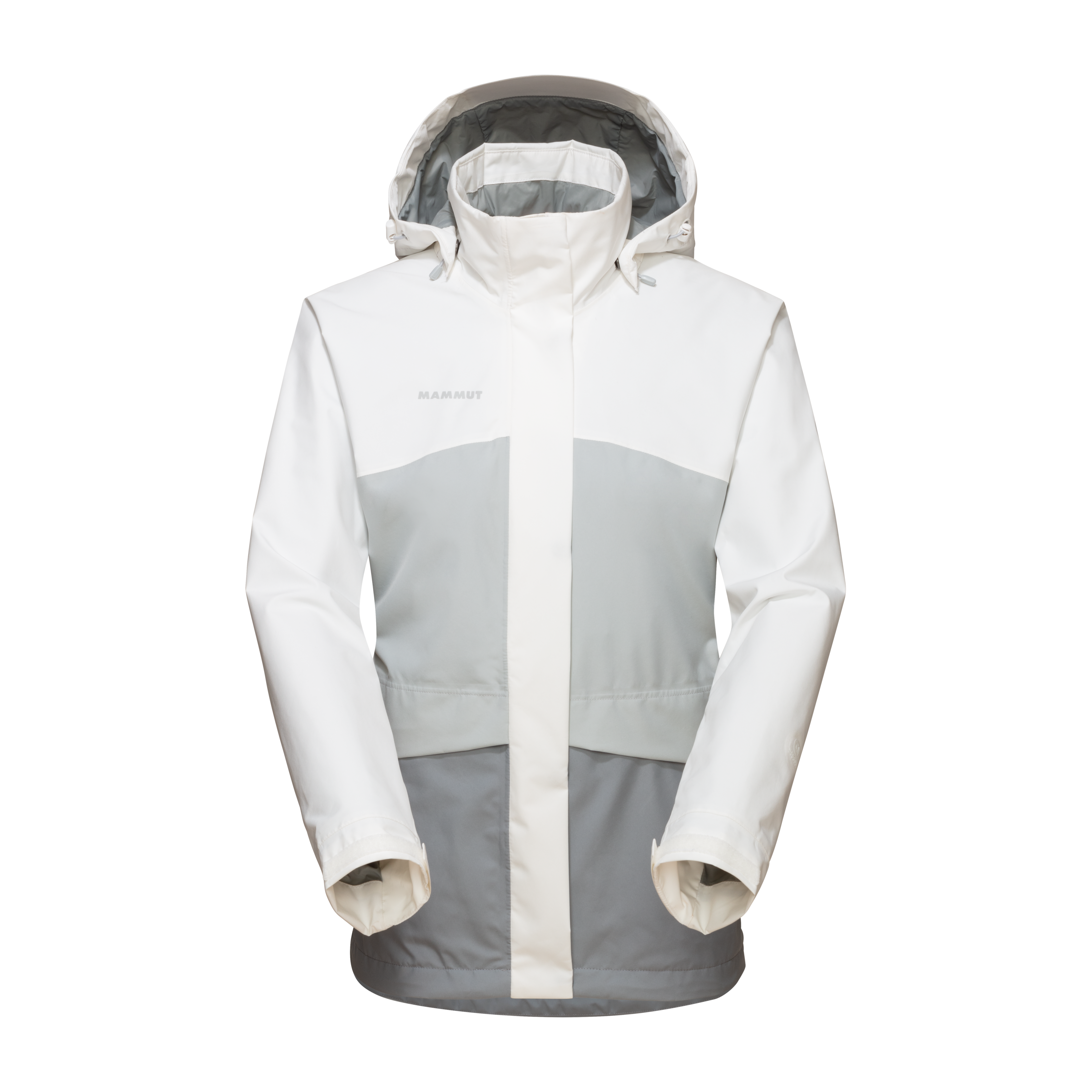 Heritage HS Hooded Jacket Women - granit-highway-bright white, S thumbnail