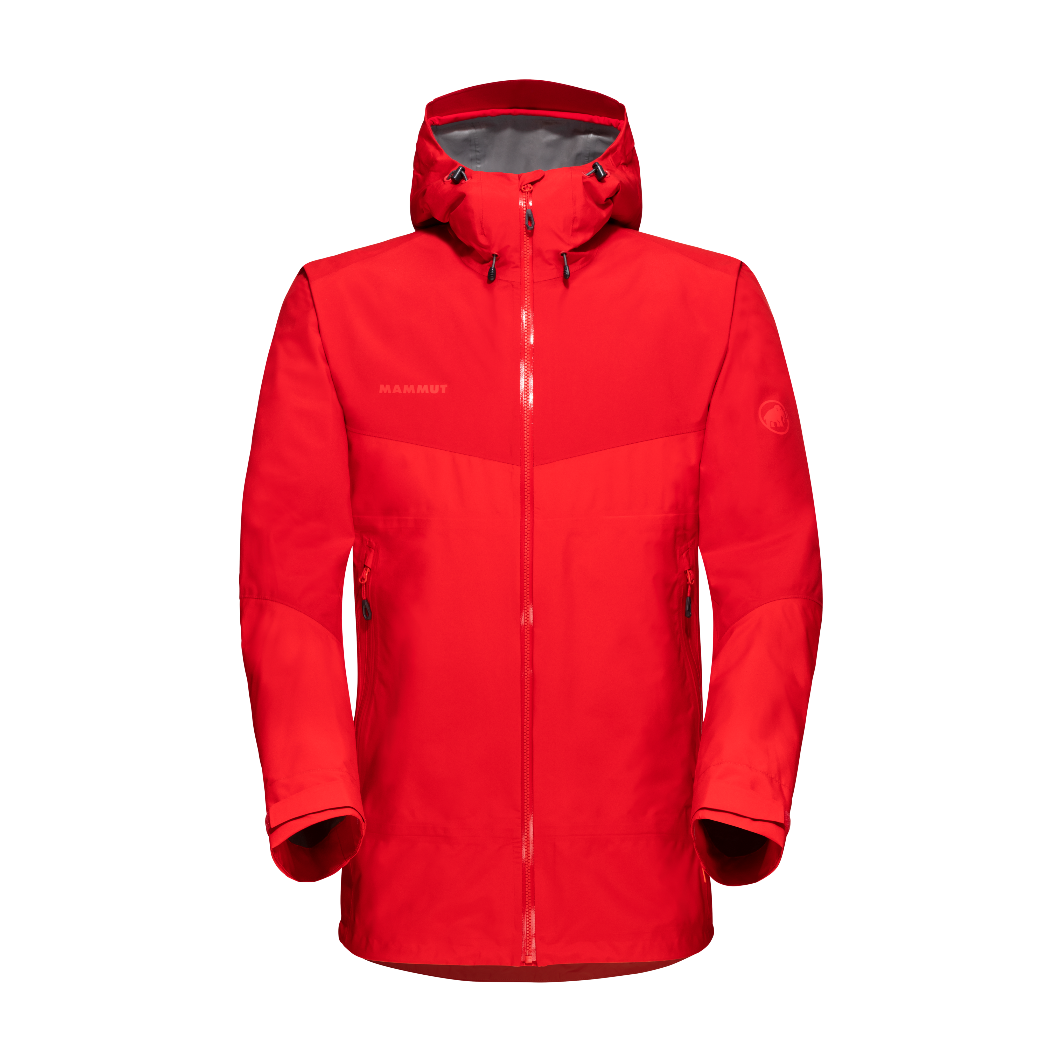 Convey Tour HS Hooded Jacket Men - dark spicy-spicy, L thumbnail