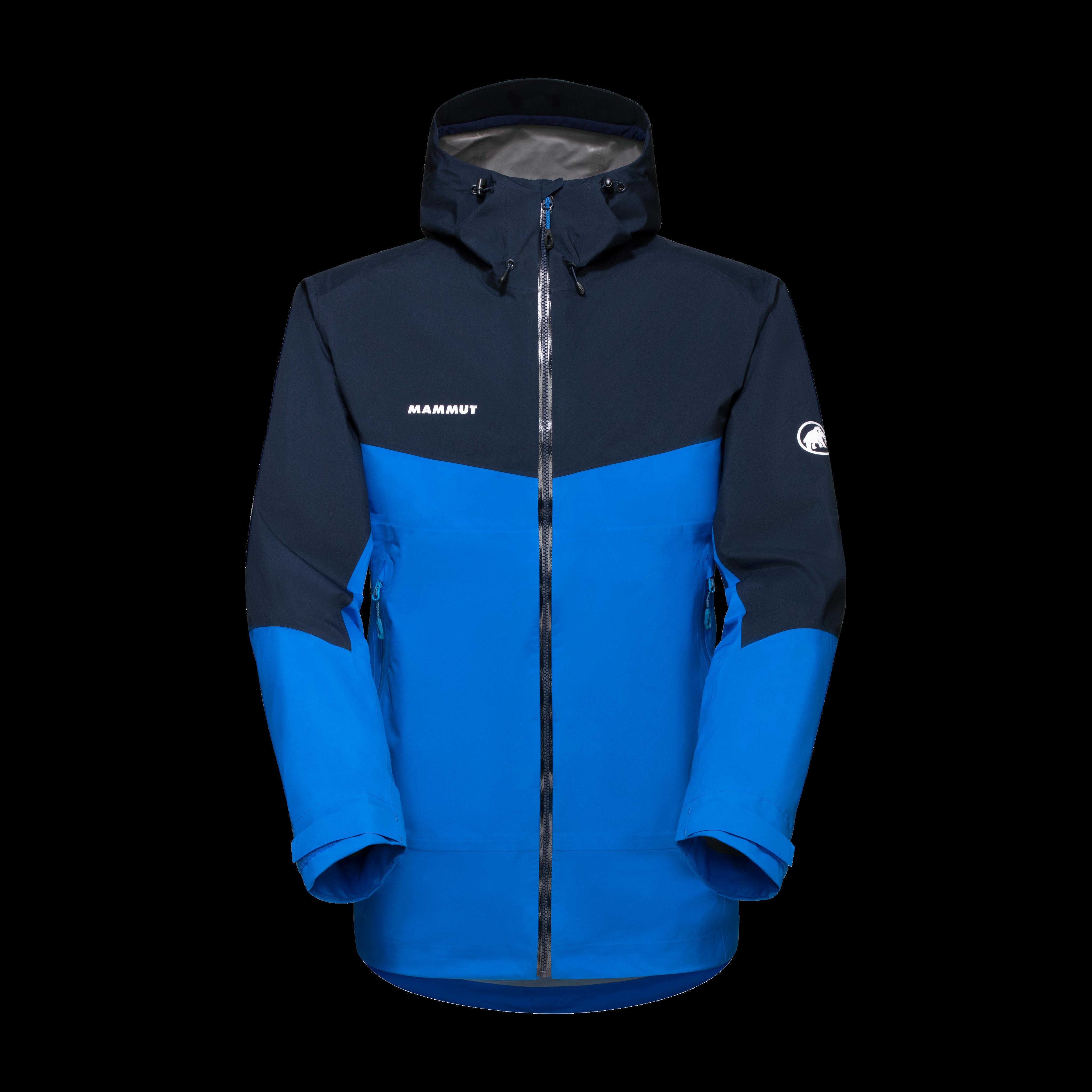 Convey Tour HS Hooded Jacket Men - ice-marine, M thumbnail