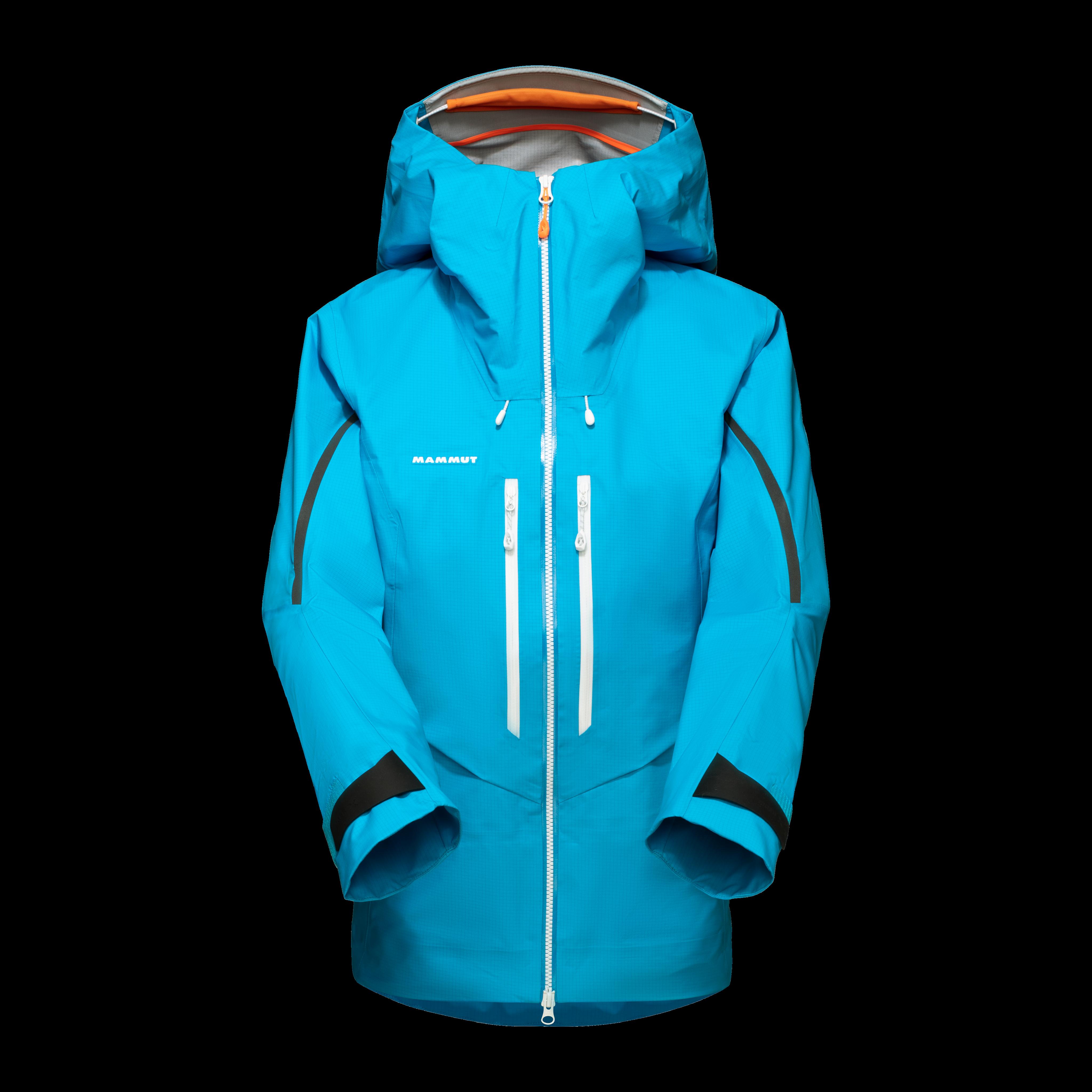 Nordwand Advanced HS Hooded Jacket Women - M, sky thumbnail