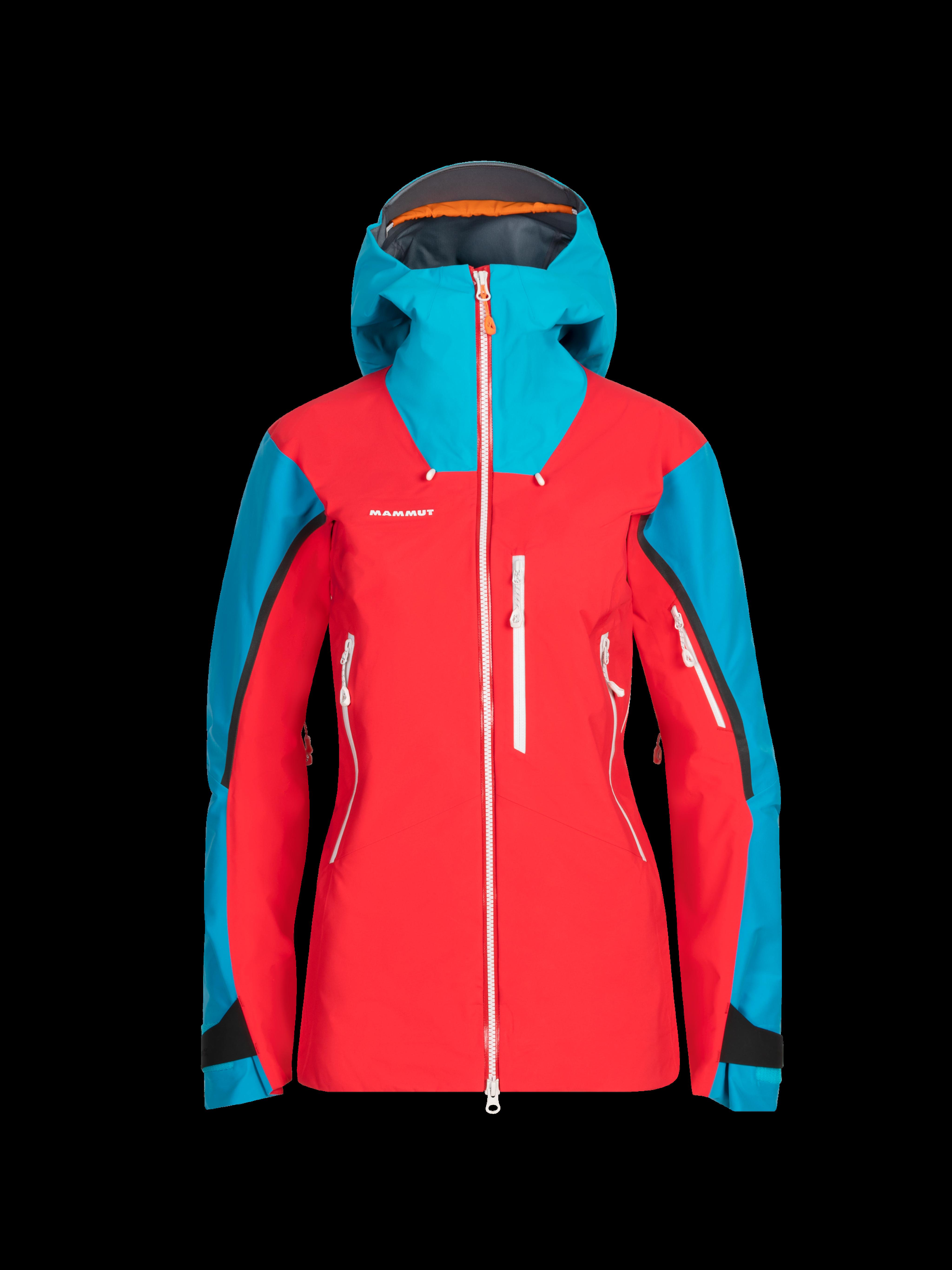 Nordwand Pro HS Hooded Jacket Women product image