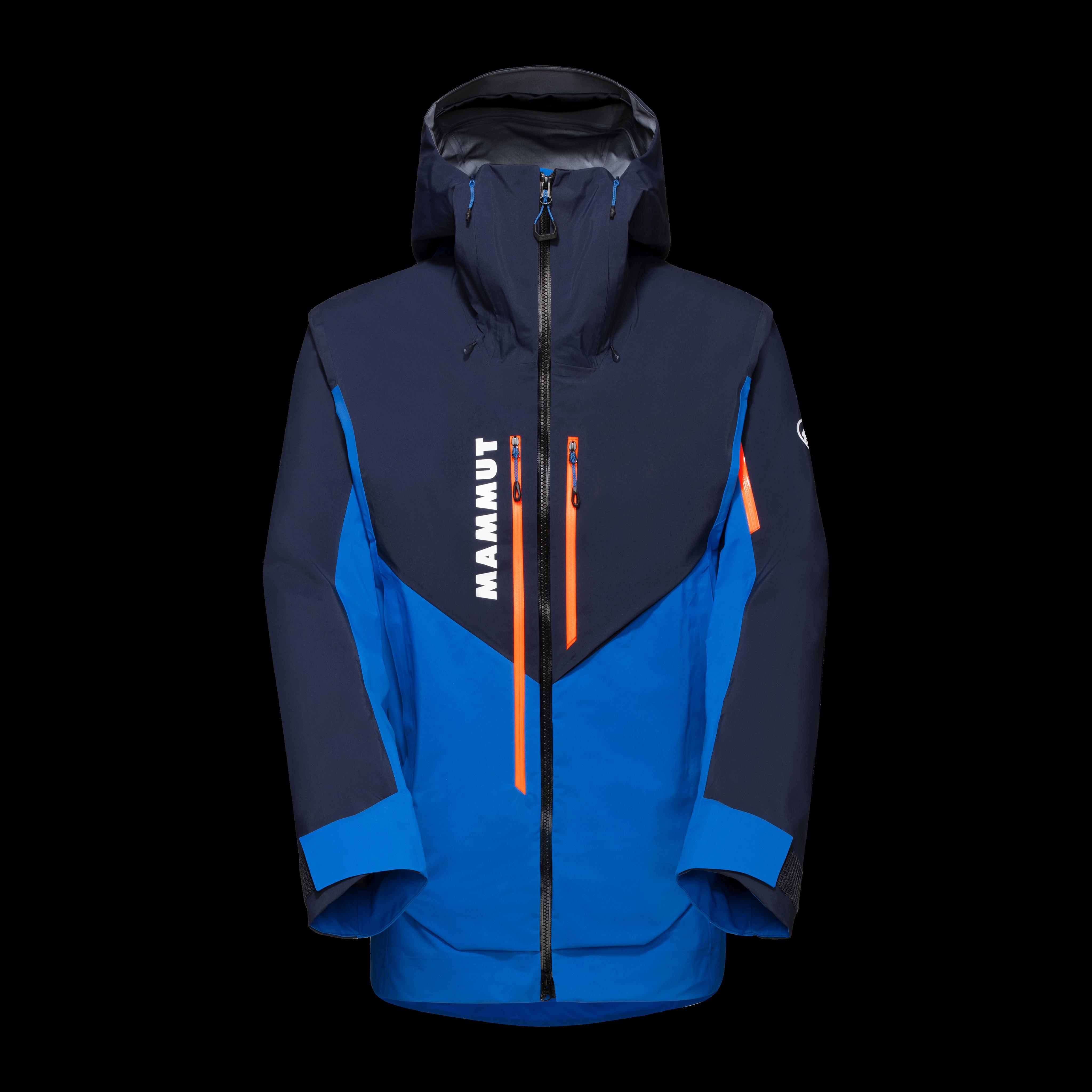 La Liste Pro HS Hooded Jacket Men - ice-marine, L thumbnail