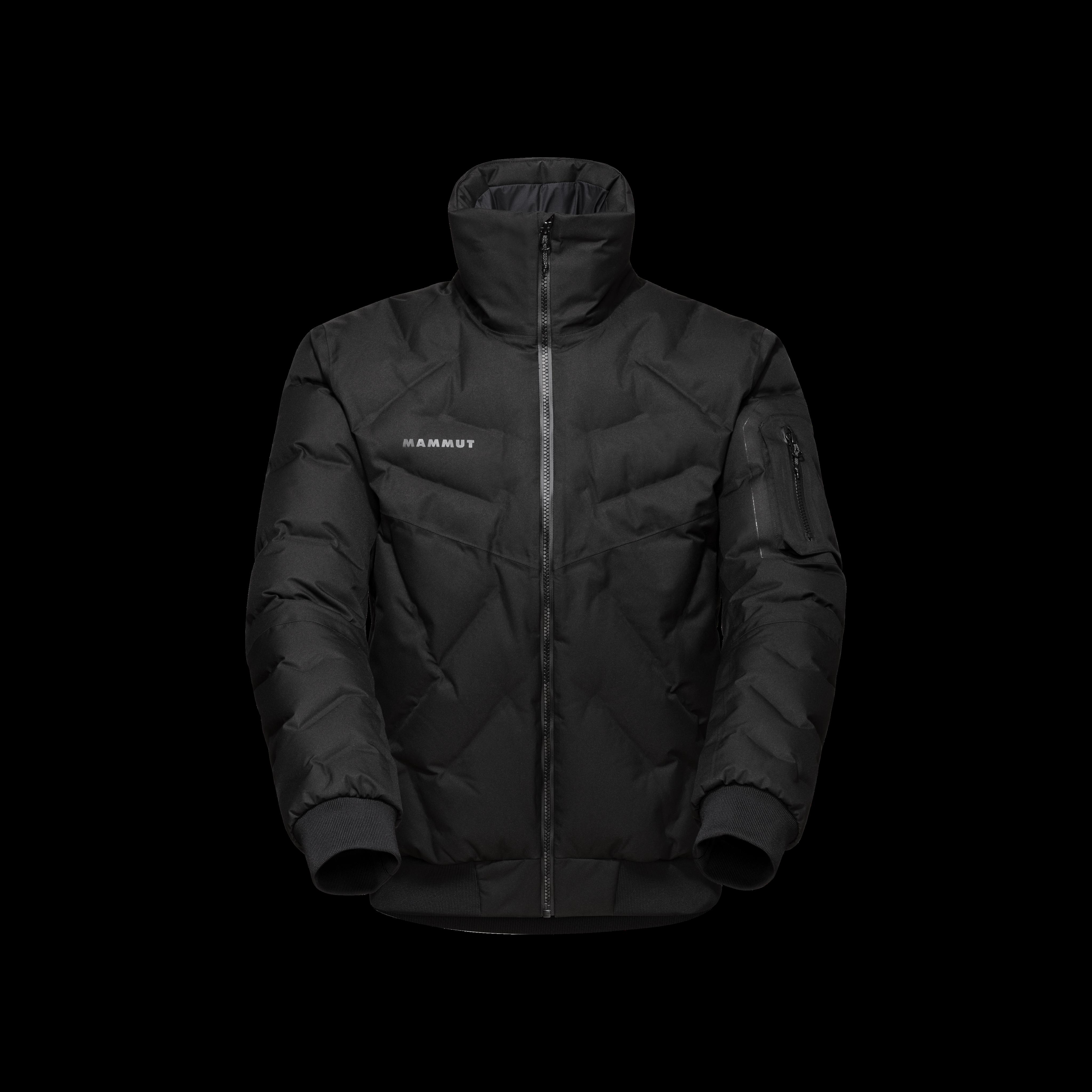Photics HS Thermo Bomber Jacket - black-black, M thumbnail