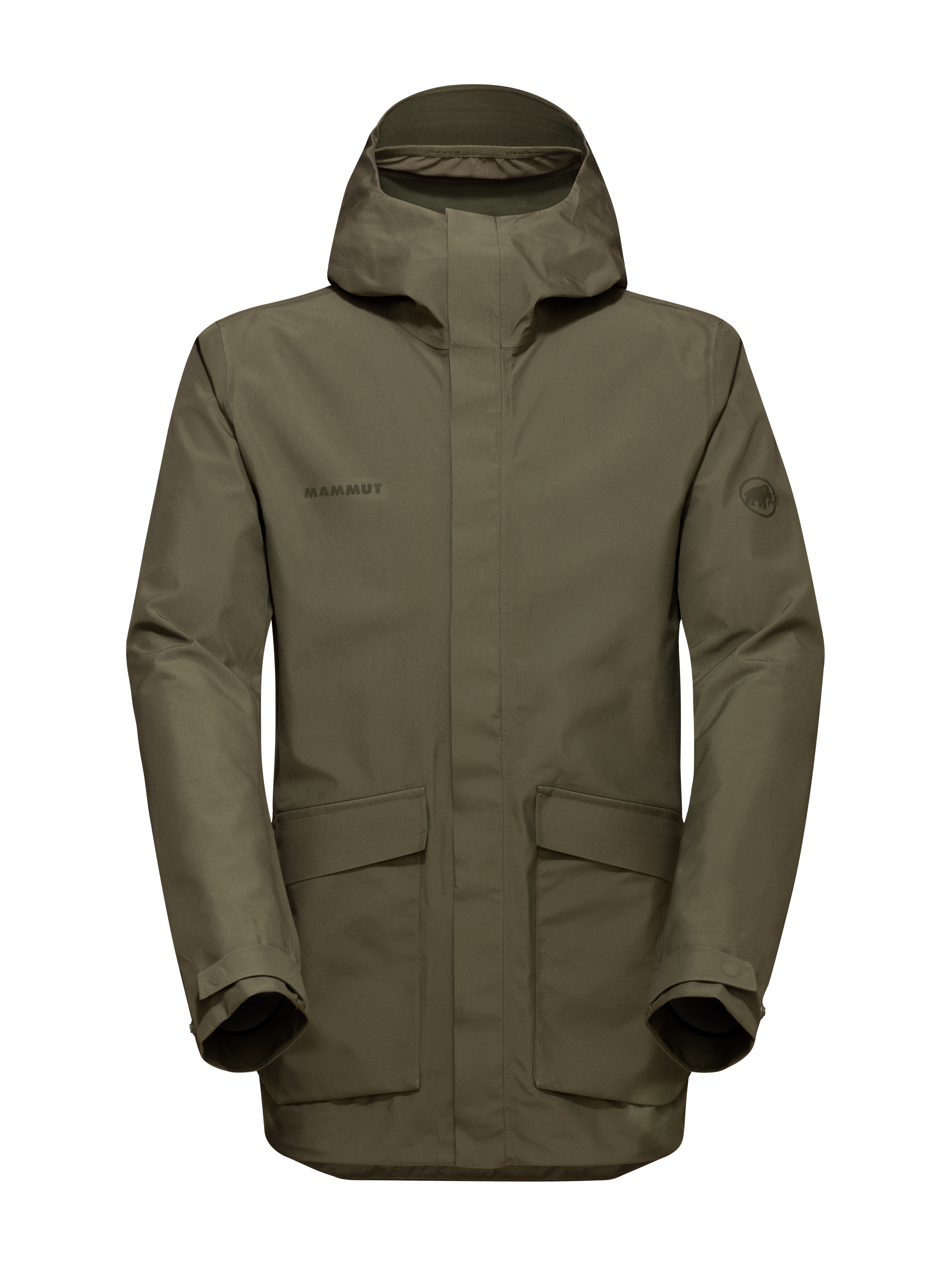 Mammut 3L HS Hooded Jacket Men product image