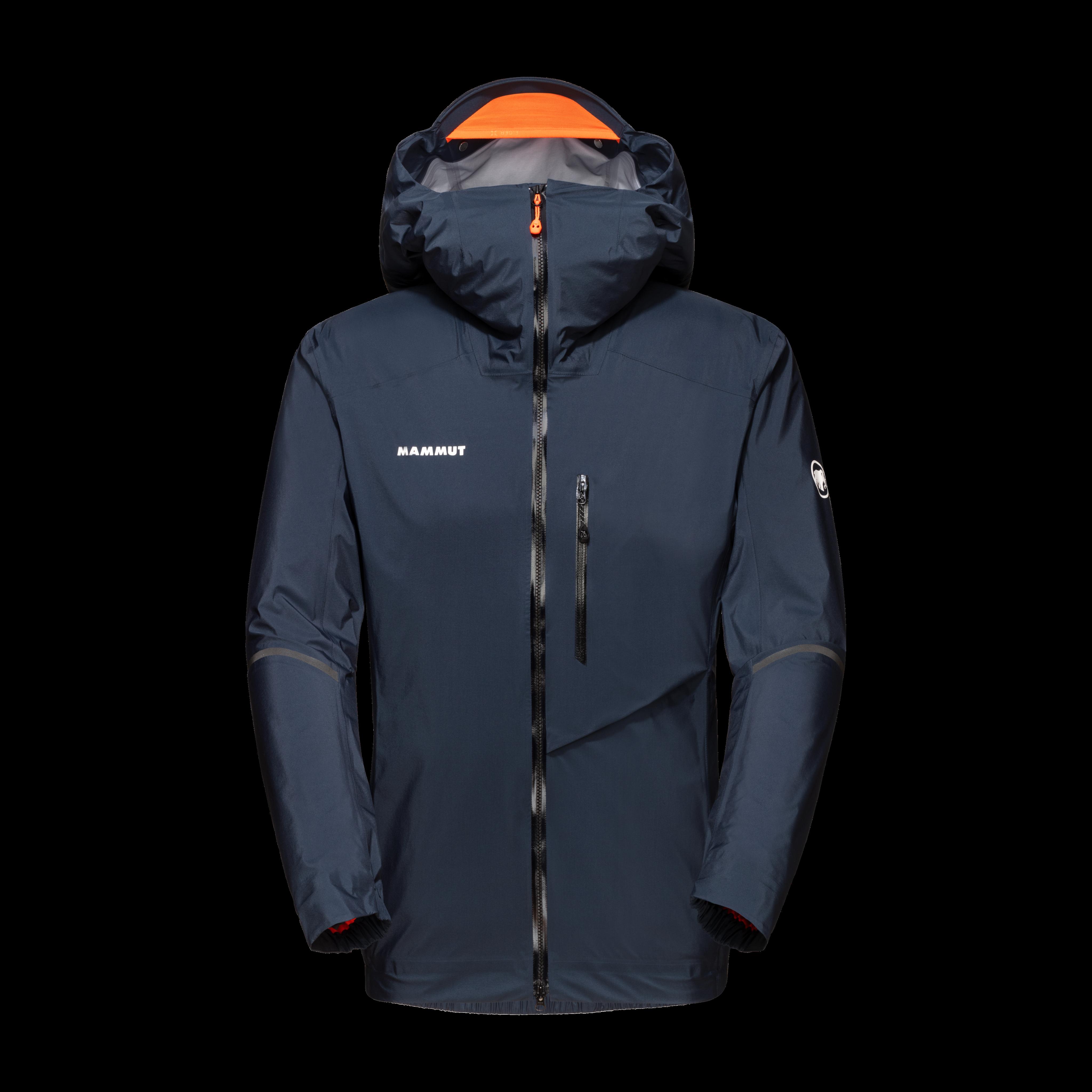 Nordwand Light HS Hooded Jacket Men - M, night thumbnail
