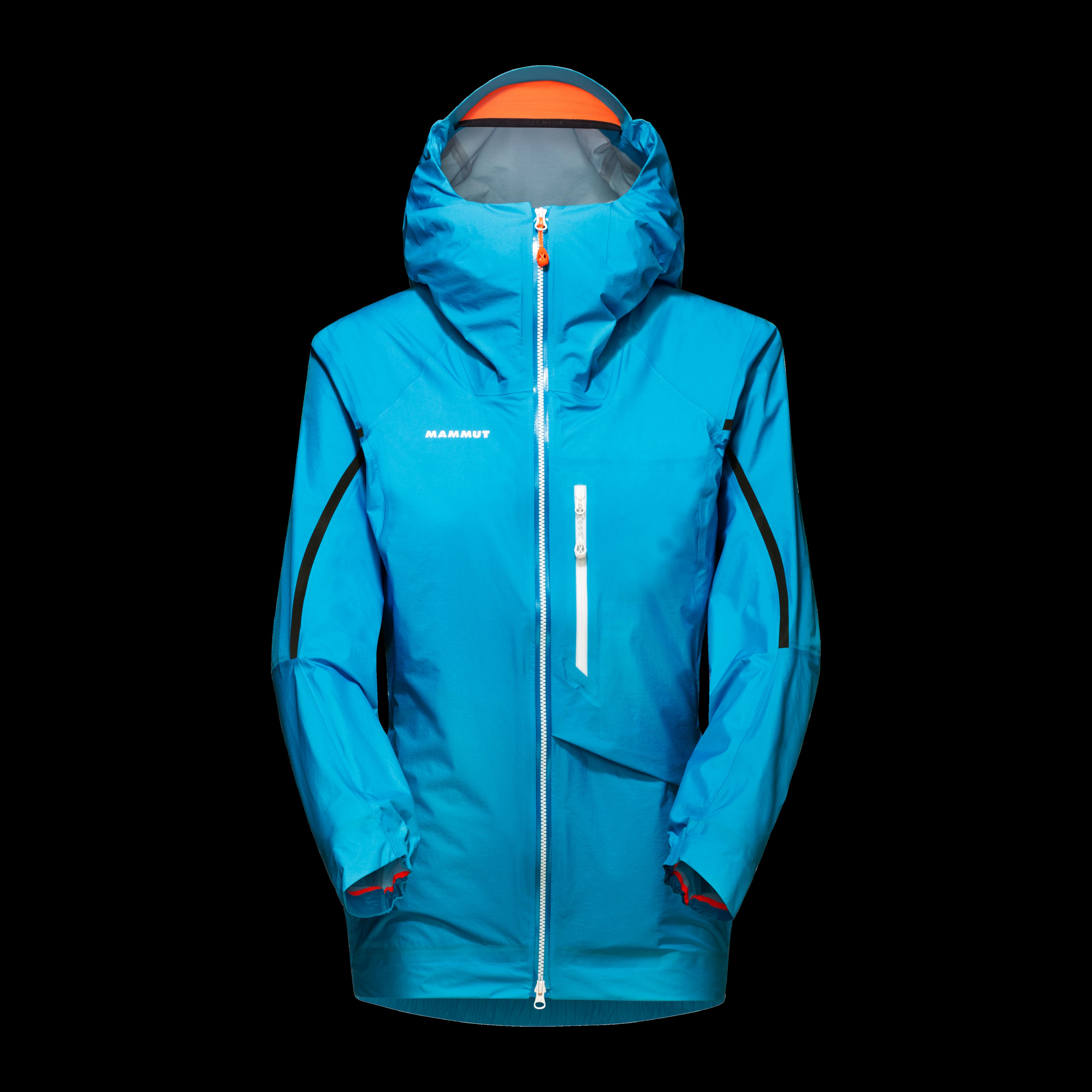 Nordwand Light HS Hooded Jacket Women - M, sky thumbnail